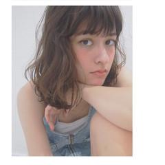 アッシュ ストリート ニュアンス 外国人風 ヘアスタイルや髪型の写真・画像