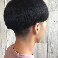 ショート ストリート オルチャン 坊主 ヘアスタイルや髪型の写真・画像