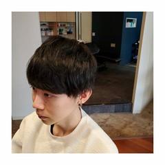 メンズショート ショート メンズマッシュ マッシュヘア ヘアスタイルや髪型の写真・画像