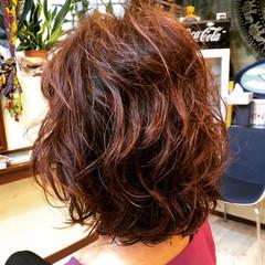 ボブ ミディアム 色気 上品 ヘアスタイルや髪型の写真・画像
