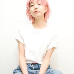 ショート ガーリー 大人かわいい 外国人風 ヘアスタイルや髪型の写真・画像