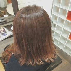 大人女子 色気 フェミニン 切りっぱなし ヘアスタイルや髪型の写真・画像