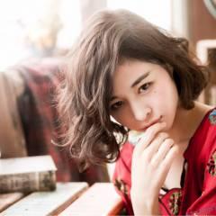 大人かわいい 外国人風 ナチュラル 秋 ヘアスタイルや髪型の写真・画像
