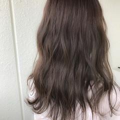 透明感 ヘアアレンジ デート リラックス ヘアスタイルや髪型の写真・画像