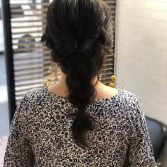 髪質改善 髪質改善トリートメント ロング フェミニン ヘアスタイルや髪型の写真・画像