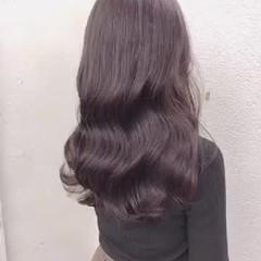 透明感カラー イルミナカラー ナチュラル ブリーチなし ヘアスタイルや髪型の写真・画像