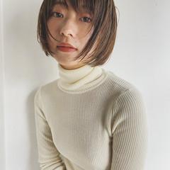 ショートボブ ショート ショートパーマ ミルクティーベージュ ヘアスタイルや髪型の写真・画像