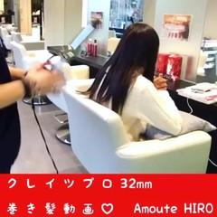 巻き髪 アッシュ ウェーブ ガーリー ヘアスタイルや髪型の写真・画像