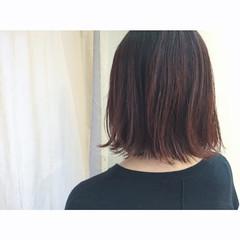 タンバルモリ 艶髪 透明感 ボブ ヘアスタイルや髪型の写真・画像
