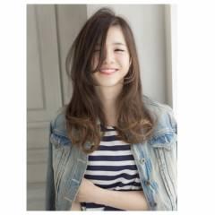 ロング コンサバ パンク 春 ヘアスタイルや髪型の写真・画像