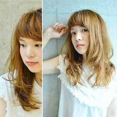 ゆるふわ ヘアアレンジ パーマ 大人かわいい ヘアスタイルや髪型の写真・画像