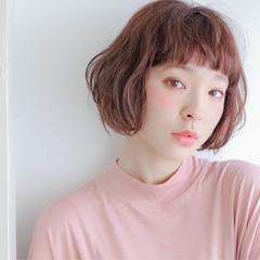 色気 外国人風 モード 前髪あり ヘアスタイルや髪型の写真・画像
