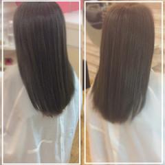 社会人の味方 髪質改善 髪質改善トリートメント ロング ヘアスタイルや髪型の写真・画像