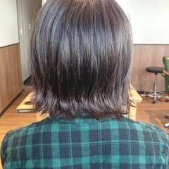 前髪あり アッシュ ショート ハイライト ヘアスタイルや髪型の写真・画像