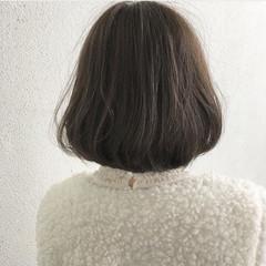 春 謝恩会 ハイライト ナチュラル ヘアスタイルや髪型の写真・画像