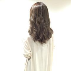 アッシュ 外国人風 愛され モテ髪 ヘアスタイルや髪型の写真・画像
