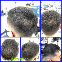 メンズパーマ ナチュラル ゆるふわパーマ メンズヘア ヘアスタイルや髪型の写真・画像