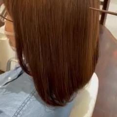 最新トリートメント トリートメント 髪質改善 ナチュラル ヘアスタイルや髪型の写真・画像