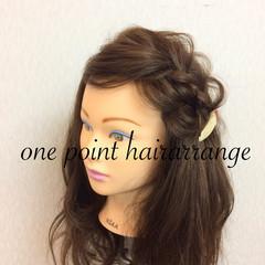結婚式 フェミニン ショート 簡単ヘアアレンジ ヘアスタイルや髪型の写真・画像