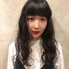 無造作パーマ スパイラルパーマ パーマ ナチュラル ヘアスタイルや髪型の写真・画像