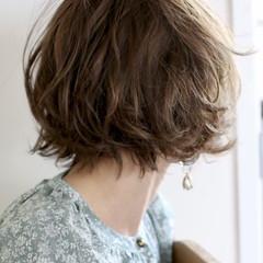 ボブ ショートボブ フェミニン ミニボブ ヘアスタイルや髪型の写真・画像
