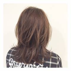 ストリート ウェットヘア パンク 春 ヘアスタイルや髪型の写真・画像