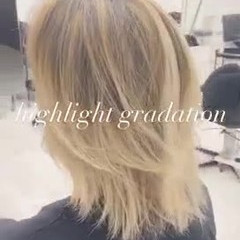 ロング ストリート ダブルカラー ヘアスタイルや髪型の写真・画像