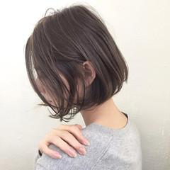 ハイライト 色気 アッシュ 大人女子 ヘアスタイルや髪型の写真・画像