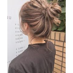ゆるふわ 外国人風 大人かわいい ストリート ヘアスタイルや髪型の写真・画像