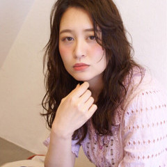 外国人風 ゆるふわ 大人かわいい ロング ヘアスタイルや髪型の写真・画像