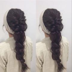 ディズニー ガーリー ショート ロング ヘアスタイルや髪型の写真・画像