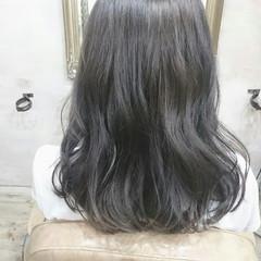 大人かわいい 透明感 ブルージュ ストリート ヘアスタイルや髪型の写真・画像