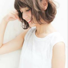 モテ髪 愛され コンサバ ゆるふわ ヘアスタイルや髪型の写真・画像