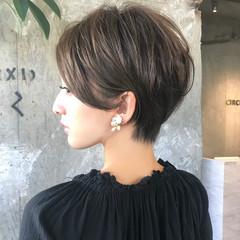 ショートボブ 新垣結衣 吉瀬美智子 フェミニン ヘアスタイルや髪型の写真・画像