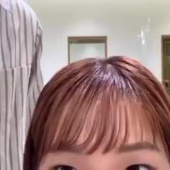 ショートヘア 前髪あり 前髪アレンジ 前髪 ヘアスタイルや髪型の写真・画像