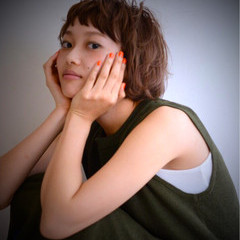 大人女子 ヘアアレンジ ナチュラル ショート ヘアスタイルや髪型の写真・画像