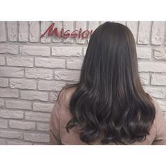 艶髪 外国人風 ブルージュ ナチュラル ヘアスタイルや髪型の写真・画像