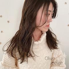 大人女子 大人可愛い ロング 大人かわいい ヘアスタイルや髪型の写真・画像