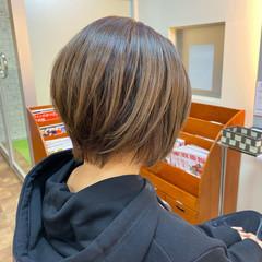 ストリート ショート ツーブロック 美シルエット ヘアスタイルや髪型の写真・画像