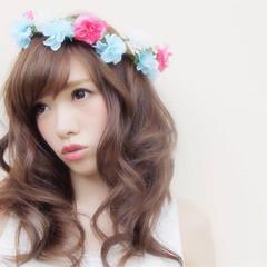 愛され 色気 かわいい ガーリー ヘアスタイルや髪型の写真・画像
