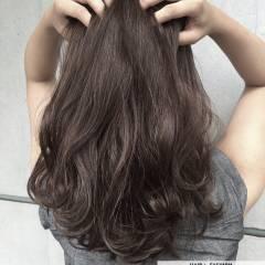 外国人風 セミロング 大人かわいい モテ髪 ヘアスタイルや髪型の写真・画像