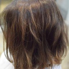 ストリート 外国人風 ハイライト ヘアアレンジ ヘアスタイルや髪型の写真・画像