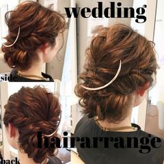 大人かわいい ショート 簡単ヘアアレンジ ヘアアレンジ ヘアスタイルや髪型の写真・画像