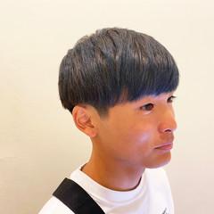 簡単スタイリング ナチュラル メンズヘア メンズ ヘアスタイルや髪型の写真・画像
