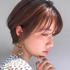 デート アンニュイほつれヘア アウトドア ナチュラル ヘアスタイルや髪型の写真・画像