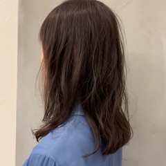 パーマ ゆるふわ フェミニン デート ヘアスタイルや髪型の写真・画像