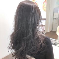 ロングヘア デート フェミニン ロング ヘアスタイルや髪型の写真・画像