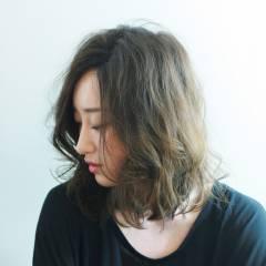 外国人風 グラデーションカラー 秋 ナチュラル ヘアスタイルや髪型の写真・画像