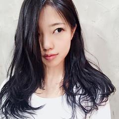ピュア コンサバ 黒髪 暗髪 ヘアスタイルや髪型の写真・画像