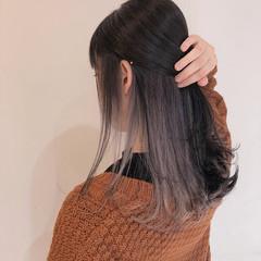 ベージュ ミルクティーベージュ ヌーディベージュ ナチュラル ヘアスタイルや髪型の写真・画像